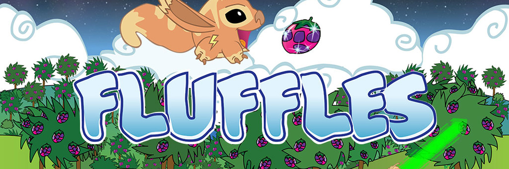 Fluffles space physics game!