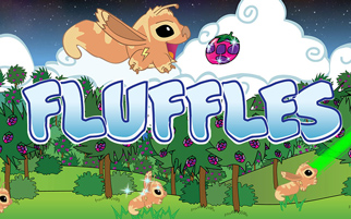 Play Fluffles, our Angry Birds like game!